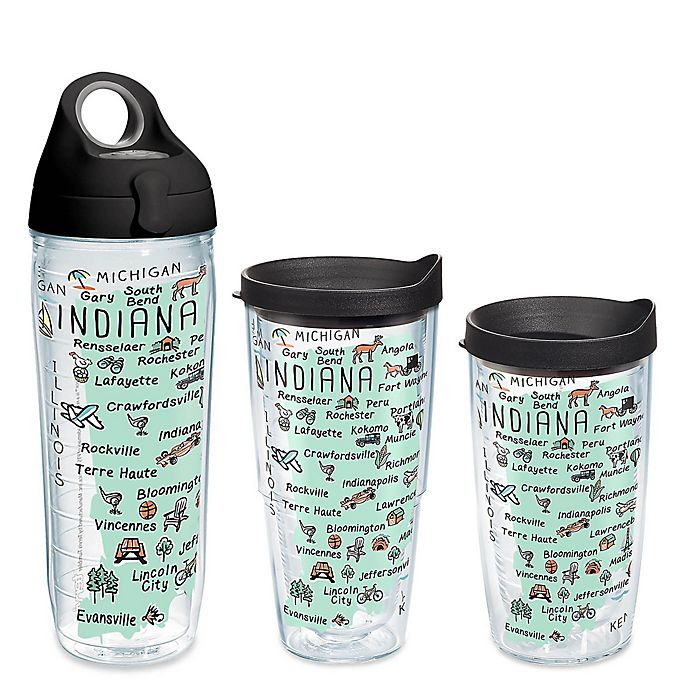 Alternate image 1 for Tervis® My Place IN Wrap Drinkware