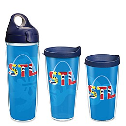 Tervis® St. Louis Flag Arch Wrap Drinkware with Lid