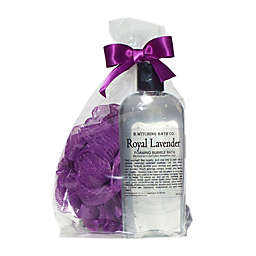 B. Witching Bath Co. 8 oz. Royal Lavender Bubble Bath