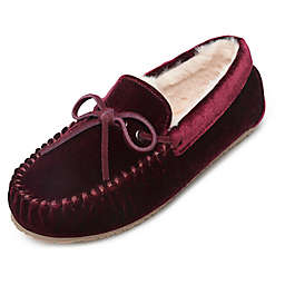 Minnetonka® Viviana Women's Velour Slippers