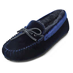 Minnetonka® Viviana Women's Velour Slippers