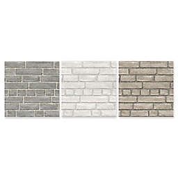 Façade Brick Wallpaper