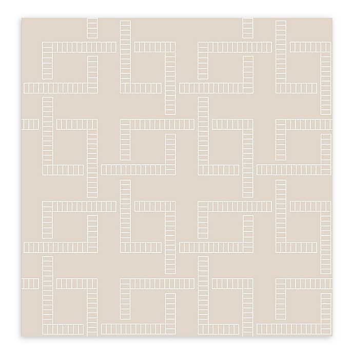 Alternate image 1 for Brewster Home Theory Geometric Wallpaper in Beige