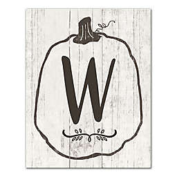 Designs Direct Family Pumpkin 11-Inch x 14-Inch Canvas Wall Art