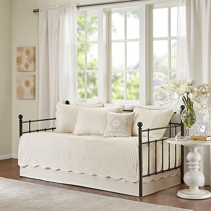 Alternate image 1 for Madison Park Tuscany Daybed Set in Ivory
