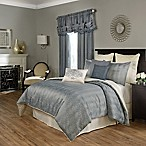 Beautyrest® Avignon 4-Piece King Comforter Set in Smoke Blue