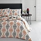 Azalea Skye® Cusco Rhombus Full/Queen Comforter Set in Beige