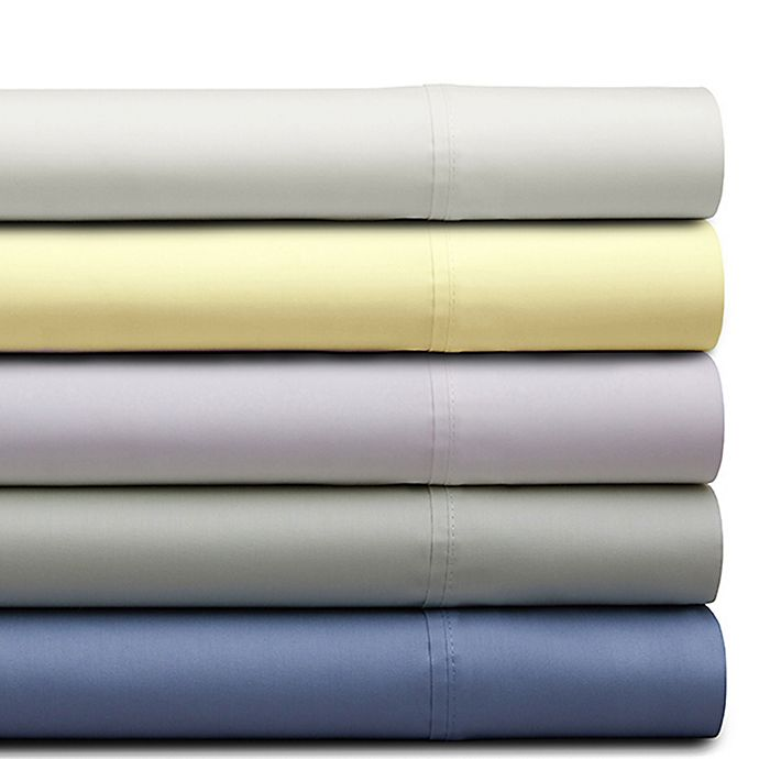 Alternate image 1 for 300-Thread-Count Organic Cotton Sheet Set