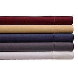 Spectrum Home Textiles 200-Thread-Count Organic Cotton Sheet Set