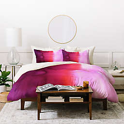Deny Designs Amy Sia Ombre Duvet Cover Set