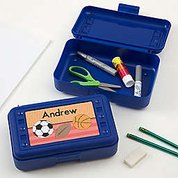 Just For Him/Her Pencil Box