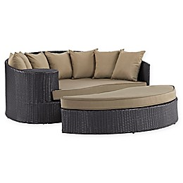 Modway Convene Outdoor Patio Daybed