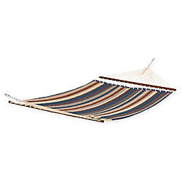 Classic Accessories Montlake 6-Foot 8-Inch Multi-Stripe Quilted Hammock