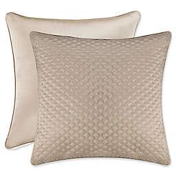 J. Queen New York™ Zilara European Pillow Sham in Taupe