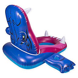 SwimWays® Eaten Alive Hippo Pool Float