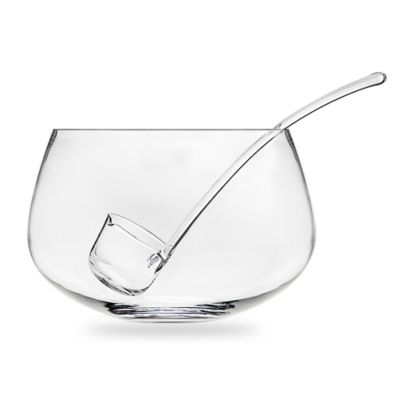 Olivia & Oliver Madison Punch Bowl With Ladle by Bed Bath And Beyond