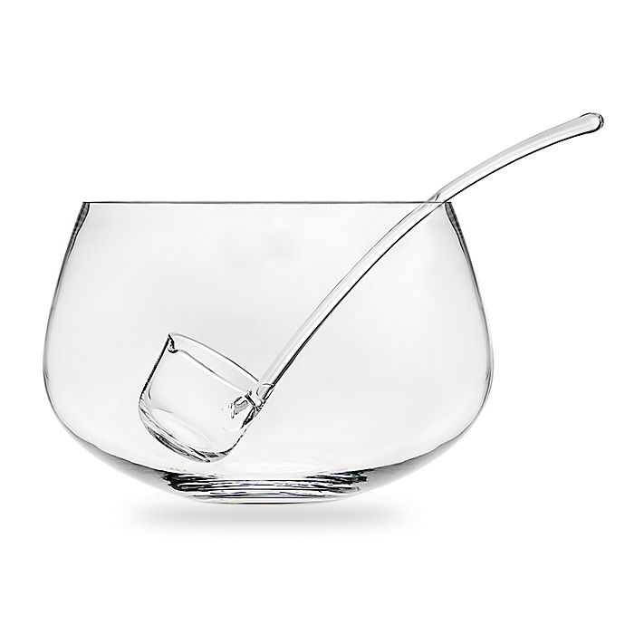Alternate image 1 for Olivia & Oliver® Madison Punch Bowl with Ladle