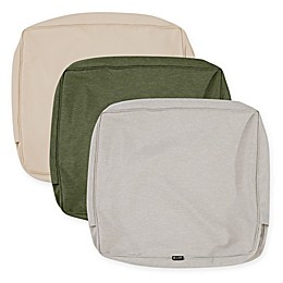 Classic Accessories® Montlake™ 23-Inch x 20-Inch Lounge Back Cushion Slip Cover