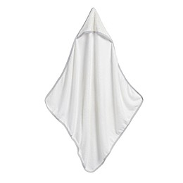 Storksak® Raindot Hooded Towel and Washcloth Set