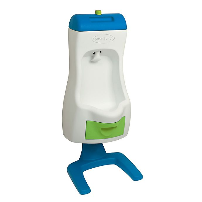 Alternate image 1 for Peter Potty Flushable Toddler Urinal
