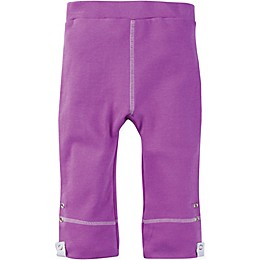 Posheez Snap'n Grow Solid Color Adjustable/Expandable Pant in Purple