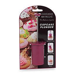 Chicago Metallic Cupcake Plunger