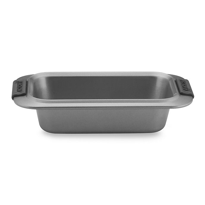 Alternate image 1 for Anolon® Advanced Nonstick 9-Inch x 5-Inch Loaf Pan