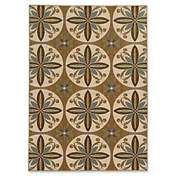 Amaya Rugs Ansley Area Rug in Tan