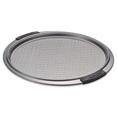 Anolon® Advanced Nonstick 13-Inch Pizza Crisper Pan