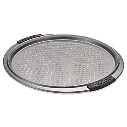 Anolon® Advanced Nonstick 13-Inch Pizza Crisper Pan