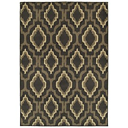 Amaya Rugs Bentley Area Rug in Charcoal