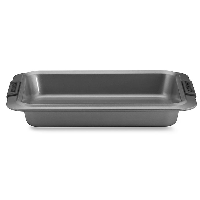 Alternate image 1 for Anolon® Advanced Nonstick 9-Inch x 13-Inch Cake Pan