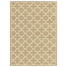 Amaya Rugs Bentley Area Rug in Tan