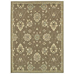 Amaya Rugs Bentley Area Rug in Brown