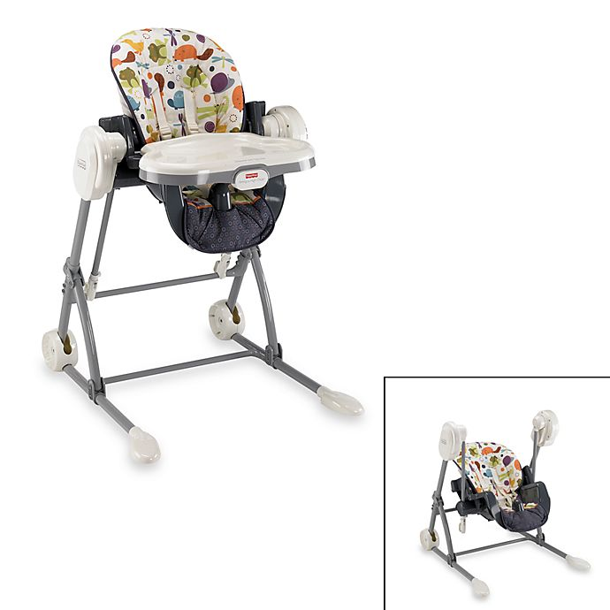 d115e01c7 Fisher-Price® Swing To High Chair