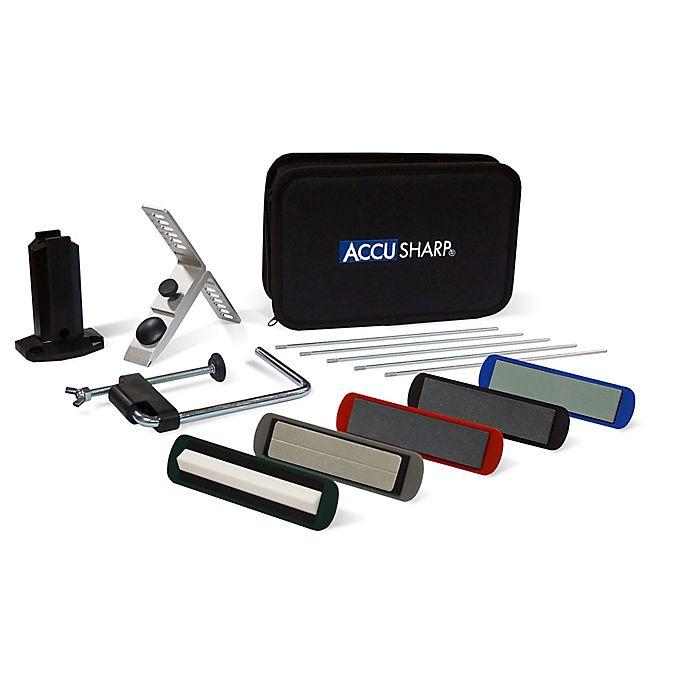 Alternate image 1 for AccuSharp® Stone Precision Knife Sharpening Kit