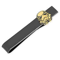 Star Wars®  Black and Gold Stormtrooper Tie Bar