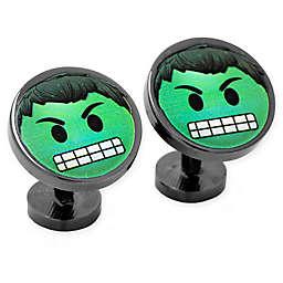 Marvel® Hulk Emoji Cufflinks