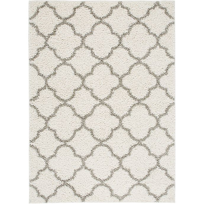 Alternate image 1 for Home Dynamix Synergy by Nicole Miller Trellis Area Rug