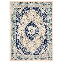 Home Dynamix Vintage Medallion Area Rug