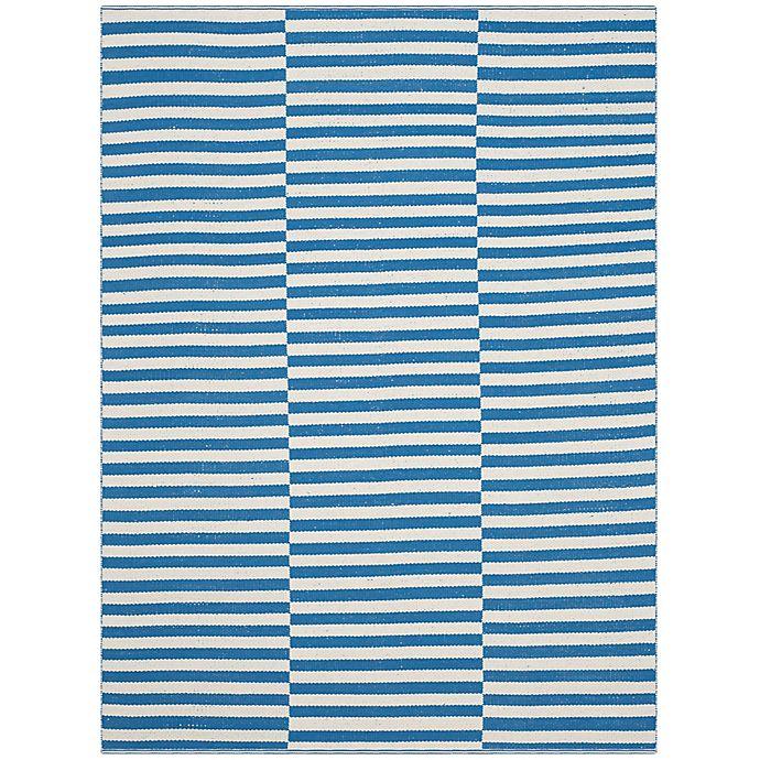 Alternate image 1 for Safavieh Montauk 4' x 6' Arden Rug in Blue