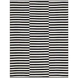 Safavieh Montauk 4' x 6' Arden Rug in Black