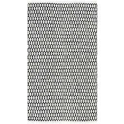 Safavieh Montauk 3' x 5' Davida Rug in Black