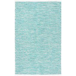Safavieh Montauk 8' x 10' Davida Rug in Aqua