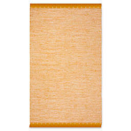 Safavieh Montauk 5' x 8' Aria Rug in Gold
