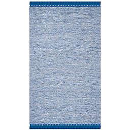 Safavieh Montauk 8' x 10' Aria Rug in Blue