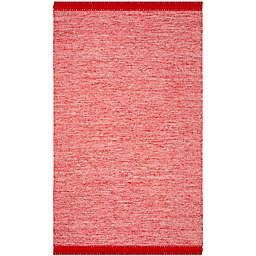 Safavieh Montauk 8' x 10' Aria Rug in Red