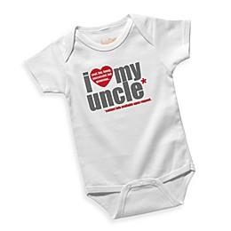 Sara Kety® I Love My Uncle Bodysuit