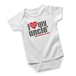 Sara Kety® I Love My Uncle Bodysuit