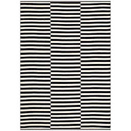 Safavieh Montauk 6' x 9' Arden Rug in Black